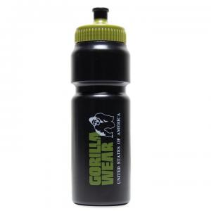Classic Sports Bottle 750 ml, black/army green