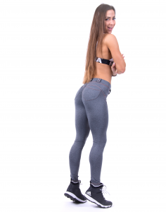 Bubble Butt Pants, Grey