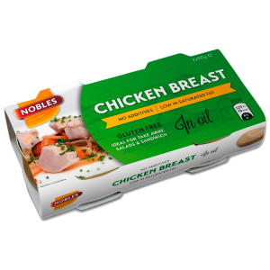 Noble Chicken Breast 180g