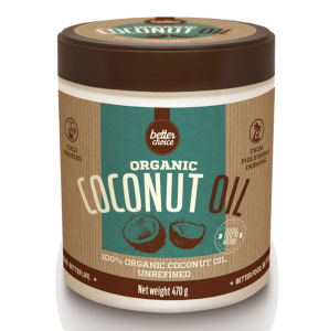 Organic Coconut Oil 470g