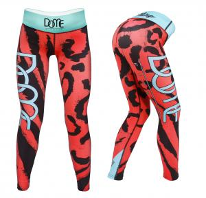 Dome Fitness Roar Orange/Baby Blue