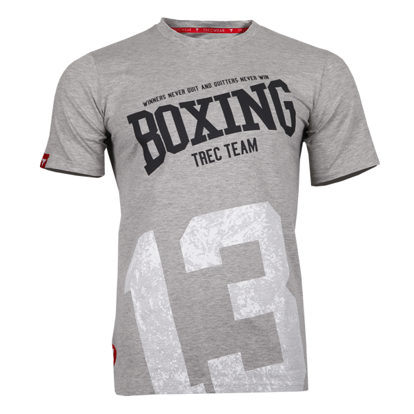 T-Shirt 037 Boxing, Melange