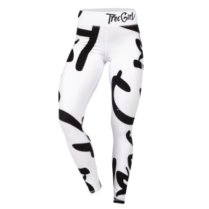 Leggings Trecgirl 12, White