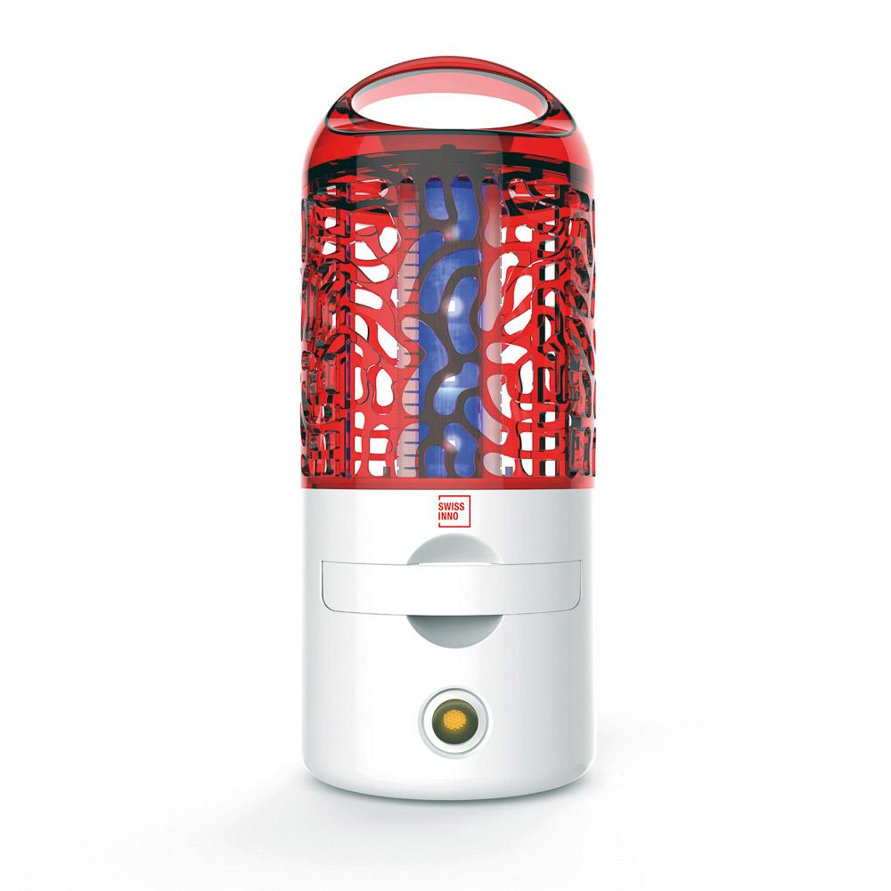 Myggdödare Swissinno LED 4W uppladdningsbar