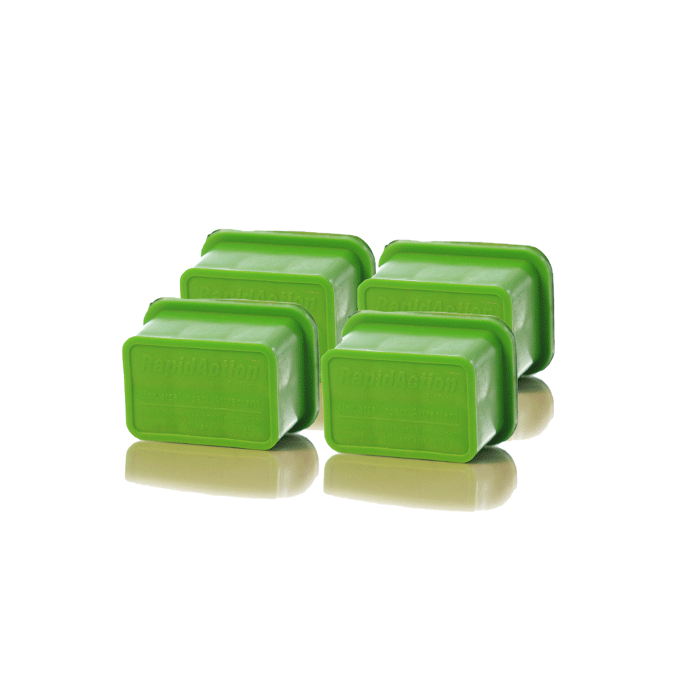 Rapid Action Green 4 pack