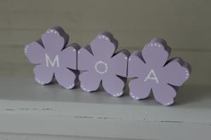 Namn Blomma