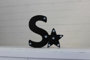 Bokstav med stjärna