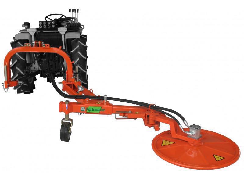 Agrimaster X80