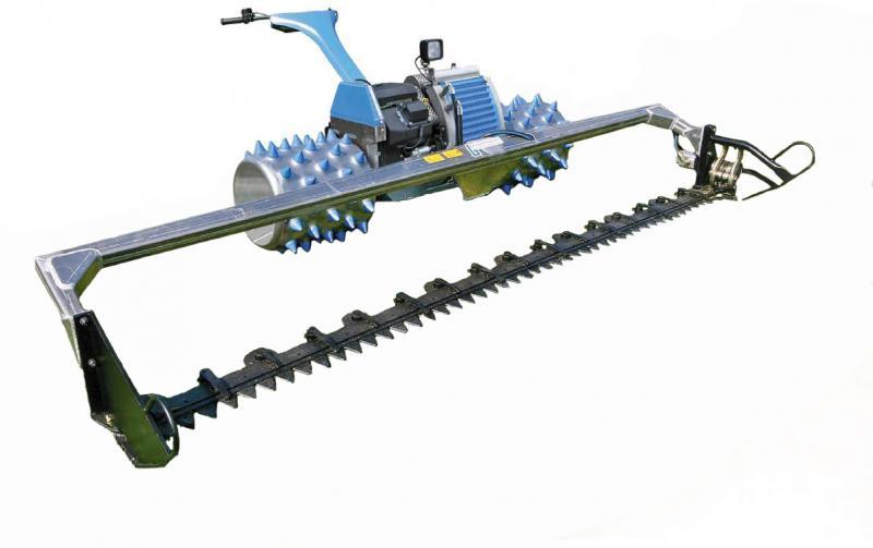 Brielmaier Motor Mower
