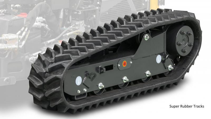 Super Rubber Track