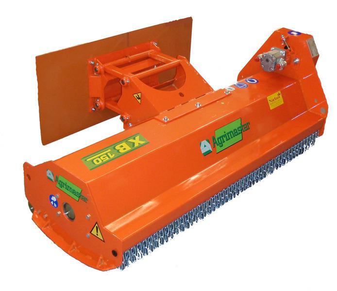 Agrimaster XB Lastarfäste/Hydrauldriven