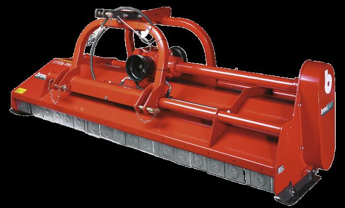 Breviglieri Turbo T 110 SR Slagklippare