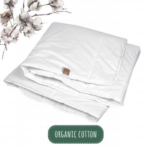 Täcke mellanfluffy | Organic Basic