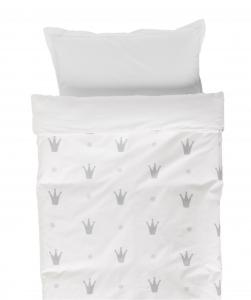 Duvet set | White | Royal