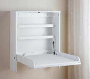 Changing pad wall changing unit | White | Basic