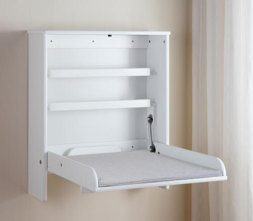 Changing pad wall changing unit | Grey | Basic