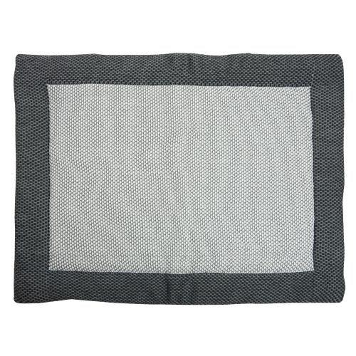 Playmat | Grey & white