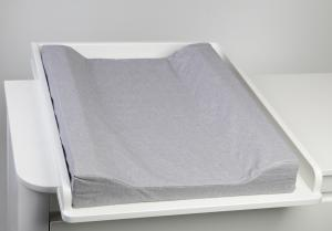 Changing pad standard | Grey | Basic