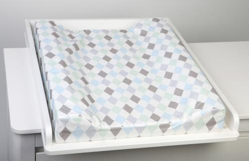 Changing pad standard | Harlequin blue | Circus & Harlequin