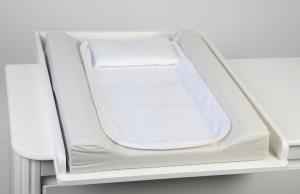 Changing pad de lux | Sand | Basic