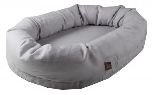Sleep nest cover | Light grey | Mood