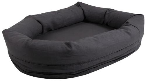 Sleep nest cover | Graphite grey | Mood
