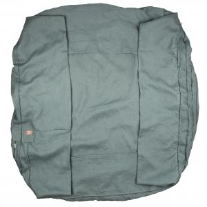 Play nest 120 cm cover | Petrol green | Mood