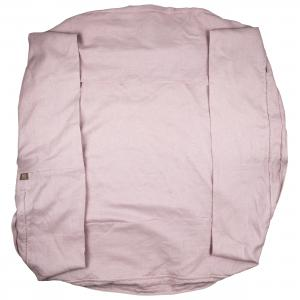 Play nest 120 cm cover | Rose | Mood