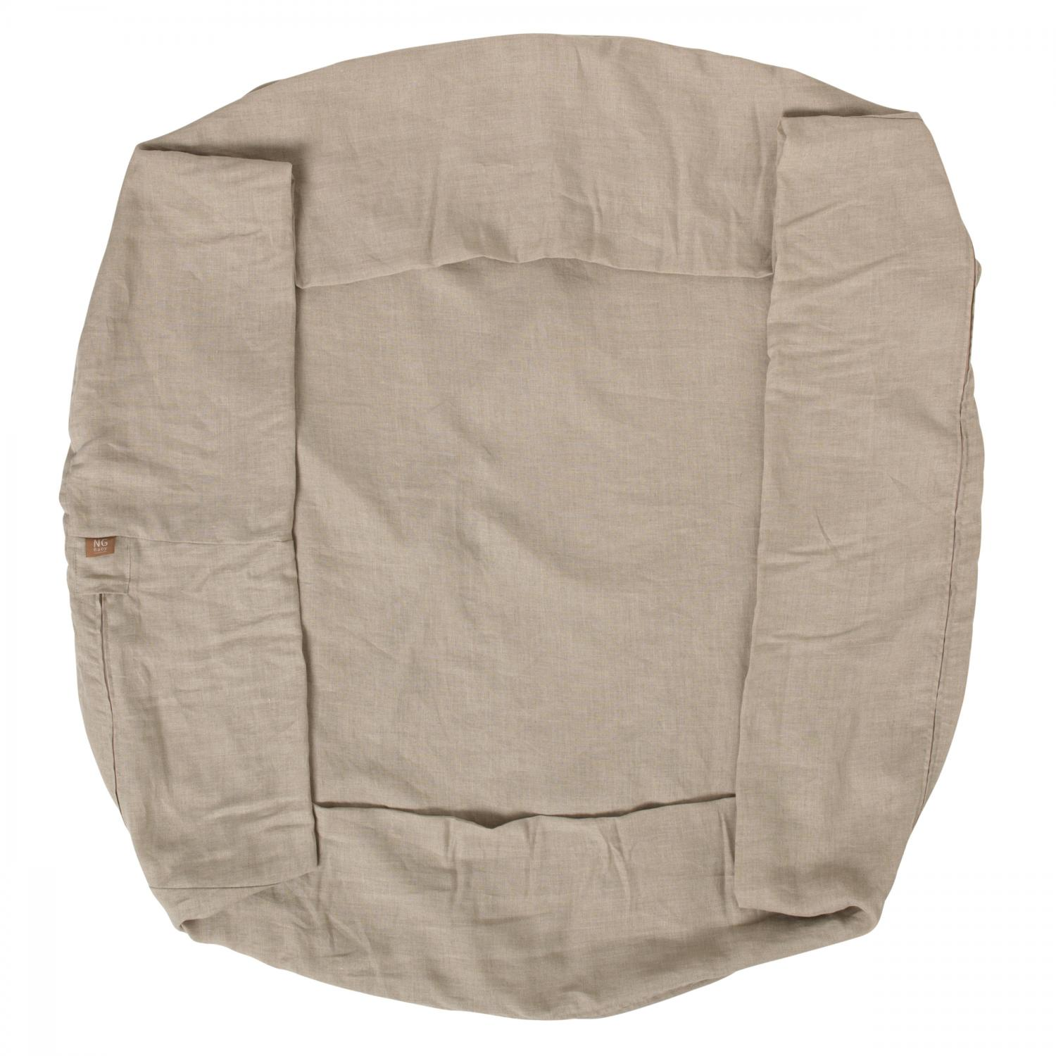 Play nest 120 cm cover | Natural | Mood
