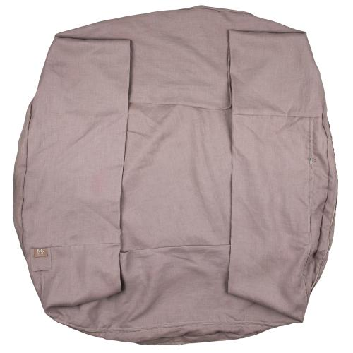 Play nest 120 cm cover | Dusty pink | Mood