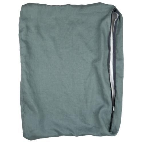 Changing pad cover | Petrol green | Mood