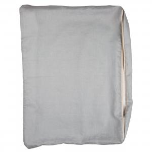 Changing pad cover | Light grey | Mood