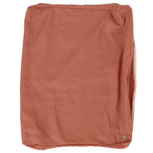 Changing pad cover | Terracotta | Mood
