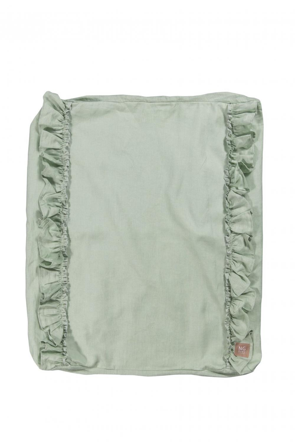 Changing pad cover   Sage Green   Mood