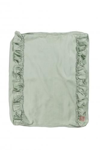 Changing pad cover | Sage Green | Mood
