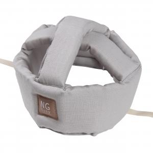 Padded headband | Light grey | Mood