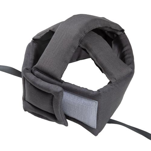 Padded headband | Graphite grey | Mood