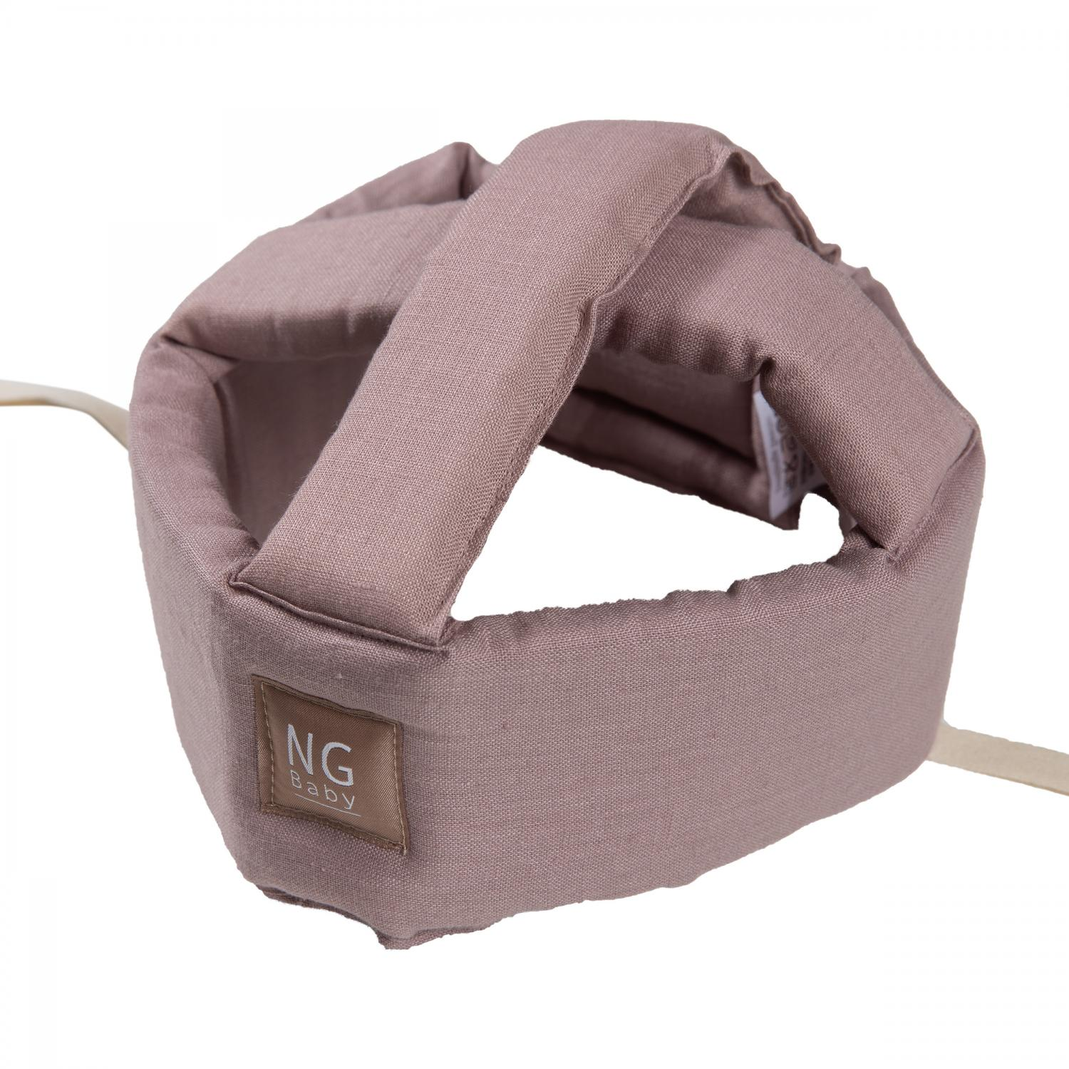 Padded headband | Dusty pink | Mood