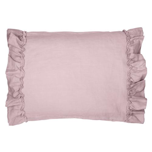 Pillow case ruffle | Rose | Mood ruffles