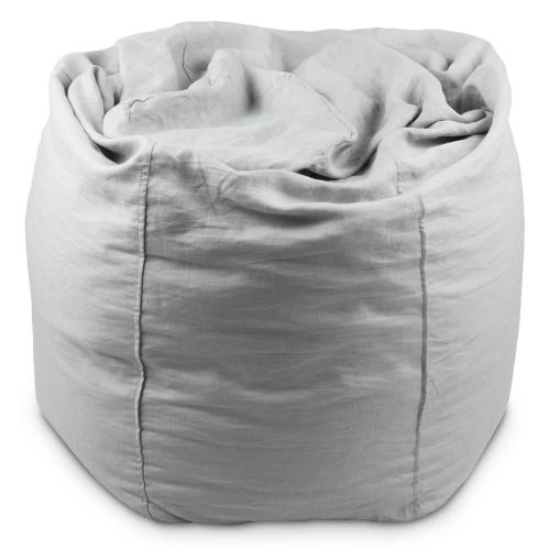 Bean bag | Light grey | Mood