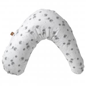 Nursing pillow | Grey | Dandelion