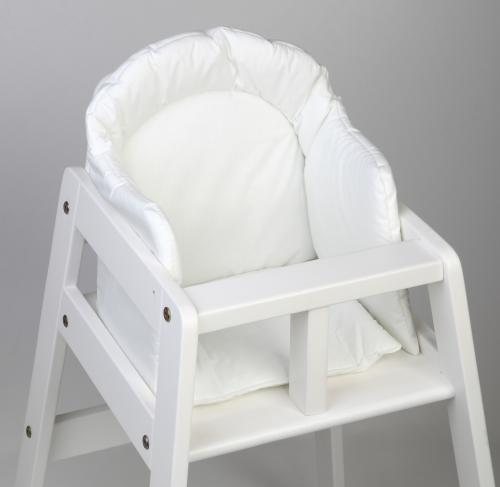 High chair booster | White | Basic