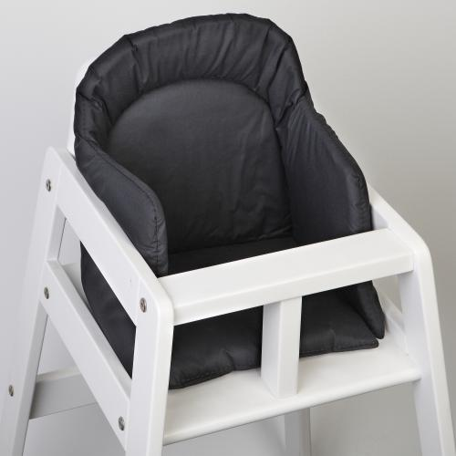High chair booster | Black | Basic