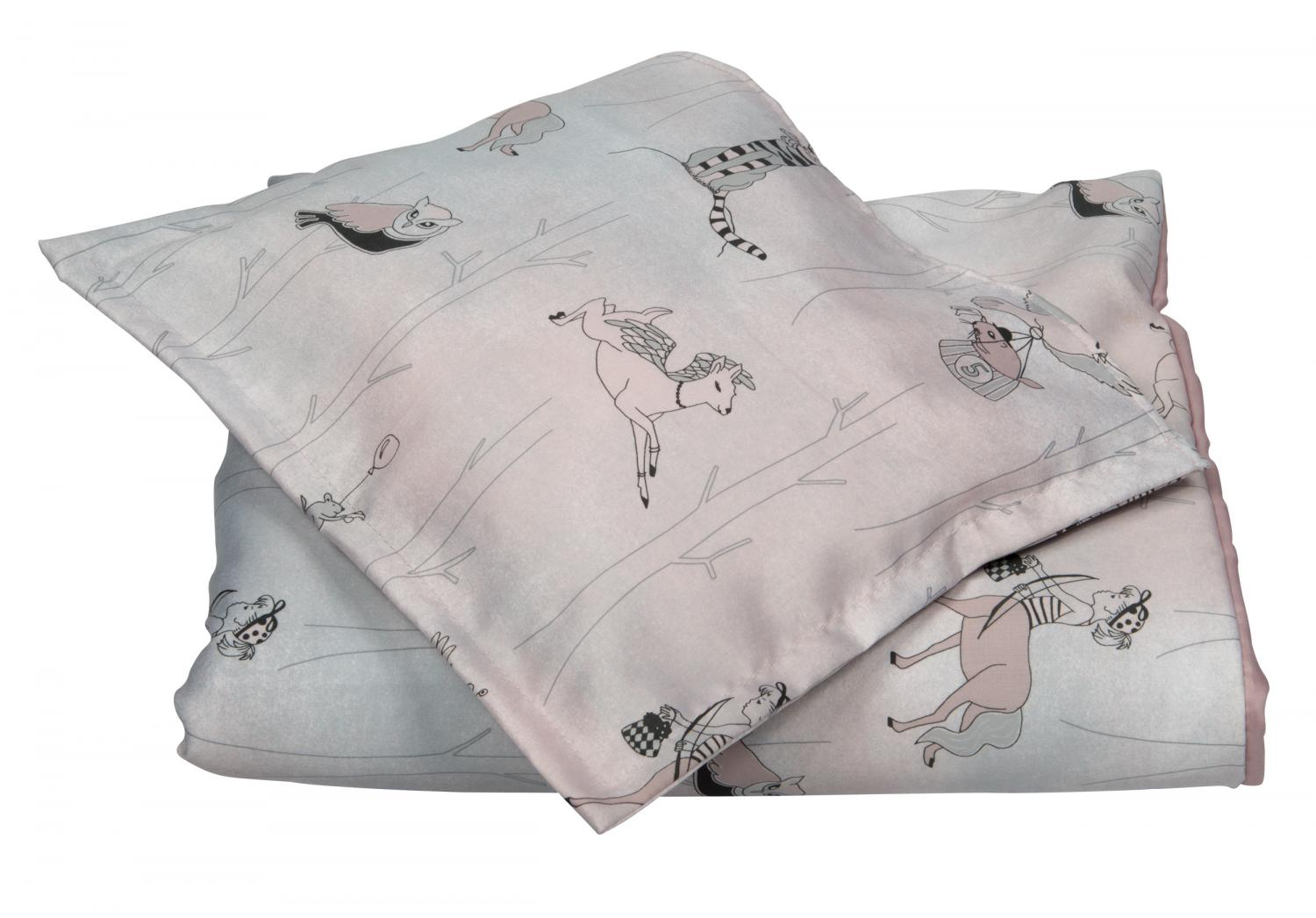 Duvet set | Woods rose | Woods & Fairytales