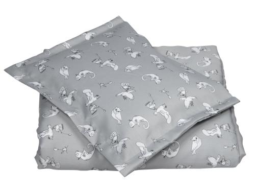 Duvet set | Fairytale grey | Woods & Fairytales