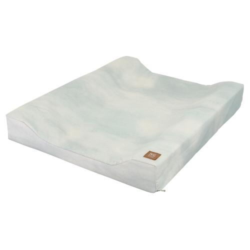 Changing pad standard | Misty petrol | Woods & Fairytales