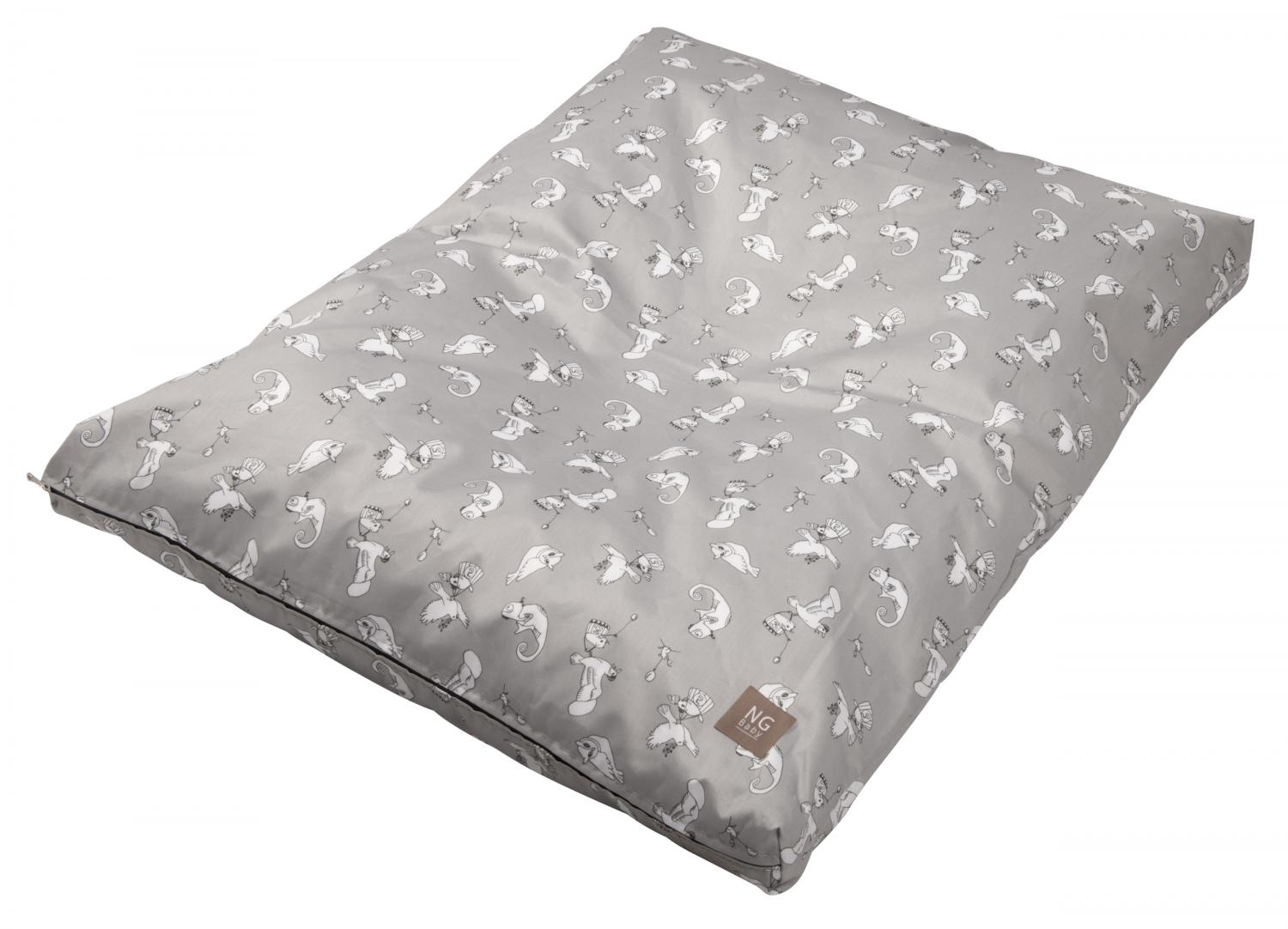 Changing pad ergonomic | Fairytale grey | Woods & Fairytales