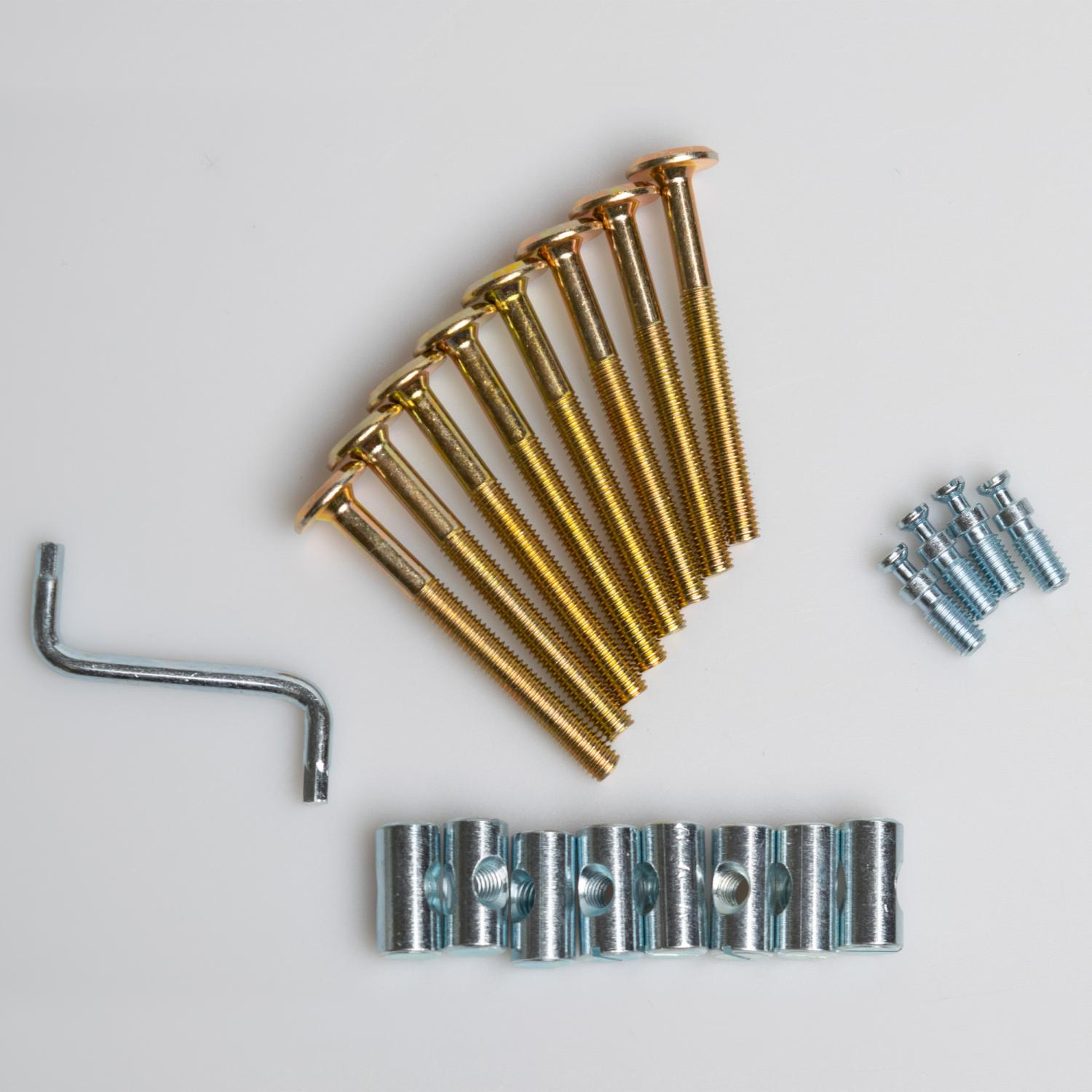 Screw set Linda cot | Troll