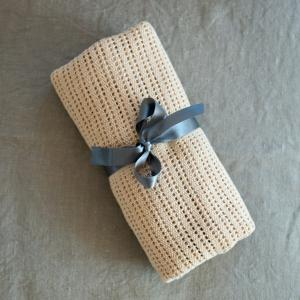 Cellular blanket | Natural
