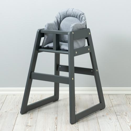 High chair Marita | Seal grey | Troll